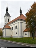 Image for Kostel sv. Petra a Pavla / Church of St. Peter and St. Paul - Rícany (Central Bohemia)