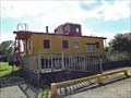 Image for Union Pacific Caboose - Grapeland, TX