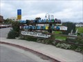 Image for Napa St painted Mailboxes - Sausalito, CA