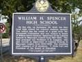 Image for William H. Spencer High School - Columbus, Georgia