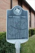 Image for First Methodist Church of Winnsboro