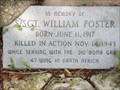 Image for S/Sgt William Foster - Garwood, TX