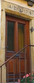 Image for Doorway at 17 Rue du Rempart Sud - Eguisheim - Alsace / France
