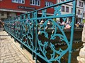 Image for Padlocks at a little Bridge, Bad Münstereifel - NRW / Germany