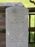 Image for James Morgan - Morgan's Point Cemetery - Morgan's Point, TX