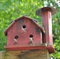 Image for Barn & Silo Birdhouse