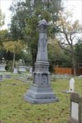 Image for Boyce Family -- Glenwood Cemetery, Houston TX