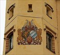 Image for Wittelsbach Family Coat of Arms/Wappen - Hohenschwangau, Bavaria, Germany