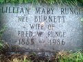 Image for 101 - Lillian Mary Burnett Runge - Beechwood, Ottawa, Ontario