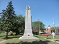Image for War Memorial, Port Hope, ON