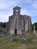 Image for La Chapelle de la Sainte-Trinité (ou Saint-Pierre) - Lignières-Sonneville, (Charente), France
