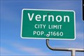 Image for Vernon, TX - Population 11660