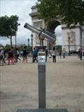 Image for Arc de Triomphe Binoculars - Paris, France