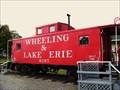 Image for Wheeling & Lake Erie Caboose No.0205, Greenville, PA