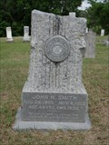 Image for John N. Smith - Mount Zion Cemetery - Rockwall, TX