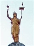 Image for Goddess of Justice - Beeville, TX