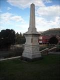 Image for Boer War Memorial - Gundagai, NSW