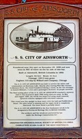 Image for S.S. City of Ainsworth - Gray Creek, BC