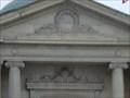 Image for Green Lawn Cemetery Chapel Mausoleum Frieze Art - Columbus, OH
