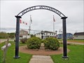 Image for Kensington Station Gateway Arch - Kensington, PEI