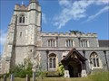 Image for St Mary's Church, King's Walden, Herts, UK