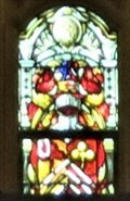 Image for The Great Hall Window Heraldic Shield No.10 - University of Birmingham - Edgbaston, Birmingham, U.K.