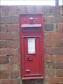 Image for Victorian Letter Box - Gladstone Pottery Museum, Longton, Stoke-on-Trent, Staffordshire.