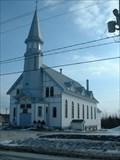 Image for Église de St-Alphonse de Stornoway-Québec,Canada