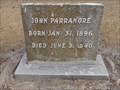 Image for John Parramore - Sanger Cemetery - Sanger, TX