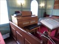 Image for Thingvellir Lutheran Church Organ - Thingvllir, Iceland