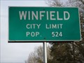 Image for Winfield, TX - Population 524