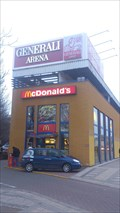 Image for McDonald's Praha-Bubenec, Czech Republic