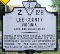 Image for Lee County Virginia / Tennessee
