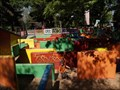 Image for Happy Hollow Park & Zoo - Children's Outdoor Maze