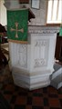 Image for Stone Pulpit - St Mary - West Buckland, Somerset