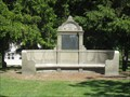 Image for Bunker Hill Memorial Bench - Pepperell, MA.