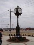 Image for Oklahoma Centennial Clock - Catoosa, OK