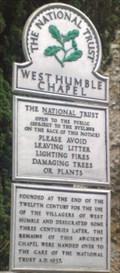 Image for Westhumble Chapel, Westhumble, Surrey UK
