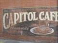 Image for Capitol Cafe Ghost Sign - Platteville, WI