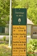 Image for 860 m. Glandage- Hautes Alpes- France