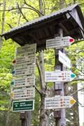 Image for Hvezda signpost, CZ