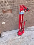 Image for Bicycle Repair Station - Brown University - Providence, Rhode Island, USA