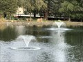 Image for Diablo Valley College Pond Fountain  - Pleasant Hill, CA