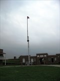 Image for Fort McHenry Flagpole - Star Spangled Banner  - Baltimore, MD