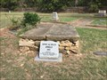 Image for Pioneer Burial Cairn - Sophie and Willis Arnold - Fort Worth, TX, US