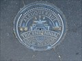 Image for Manhole Cover - Old Town Plaza - Albuquerque, New Mexico