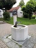 Image for Dorfbrunnen in Horgenzell -  LdKr Ravensburg, Baden-Württemberg, Germany