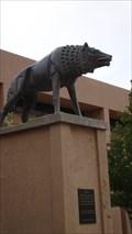 Image for UNM Lobo/WWII Memorial - Albuquerque, NM