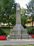 Image for World War Memorial - Ledcice, Czech Republic