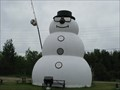 Image for Worlds Largest Snowman - Beardmore Ontario Canada